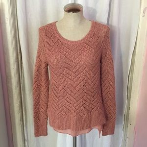 Lucky Brand Sparkly Sweater